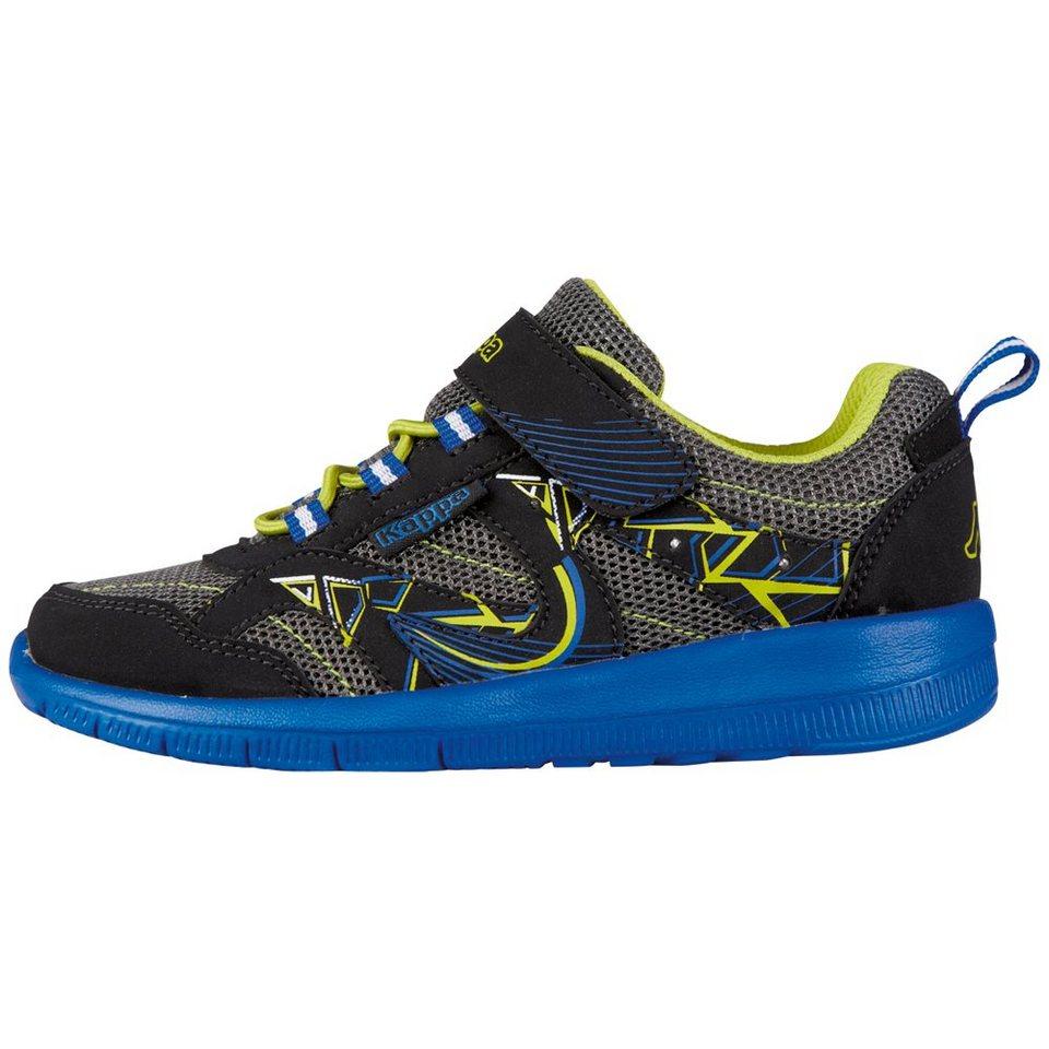 KAPPA Schuh »COSMIC KIDS« in black/blue