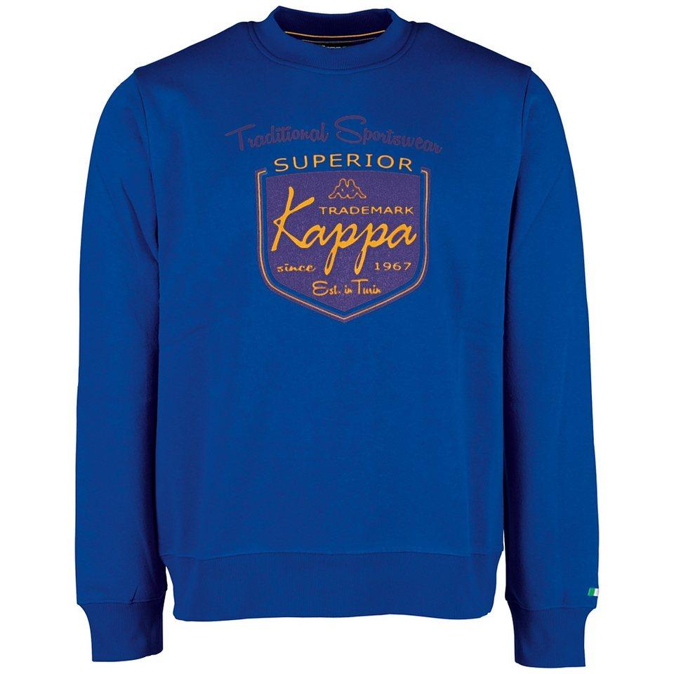KAPPA Sweatshirt »VASCO« in surf