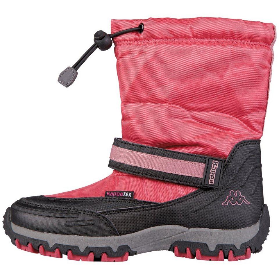 KAPPA Stiefel »SLEDGE TEX KIDS« in pink/rosé