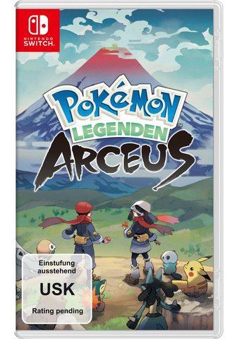 Nintendo Switch Pokémon Legenden Arceus