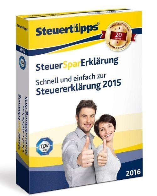 Koch Media PC - Spiel »Steuer-Spar-Erklärung 2016«