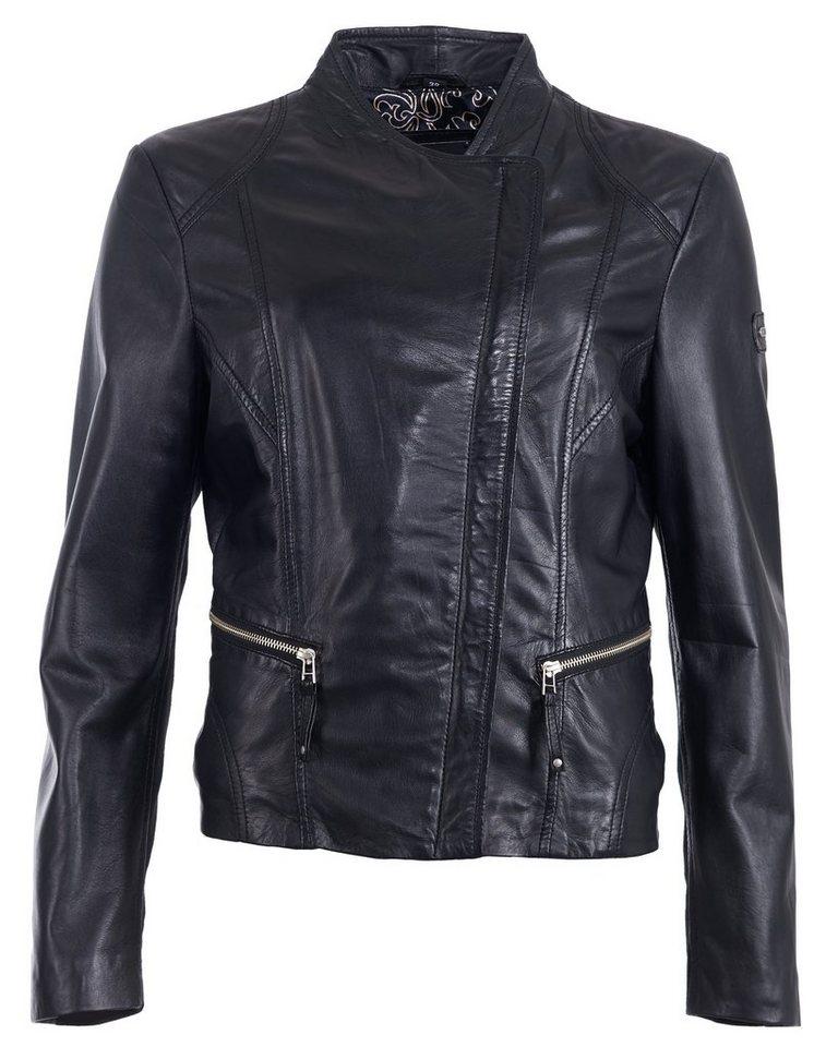 JCC Lederjacke, Damen »12610« in black