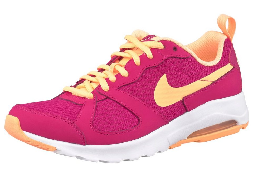 Nike Air Max Muse Wmns Sneaker in Fuchsia-Apricot