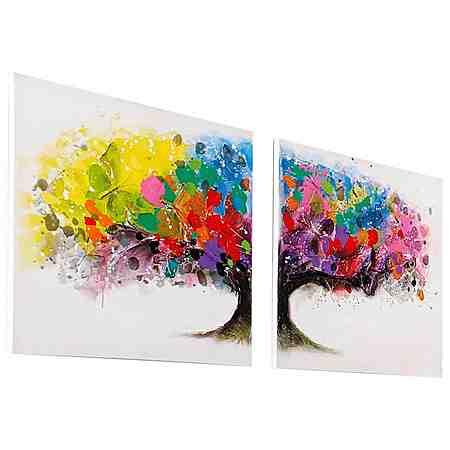 Premium Collection by Home affaire Bilder »Magic Tree« (2-tlg.)