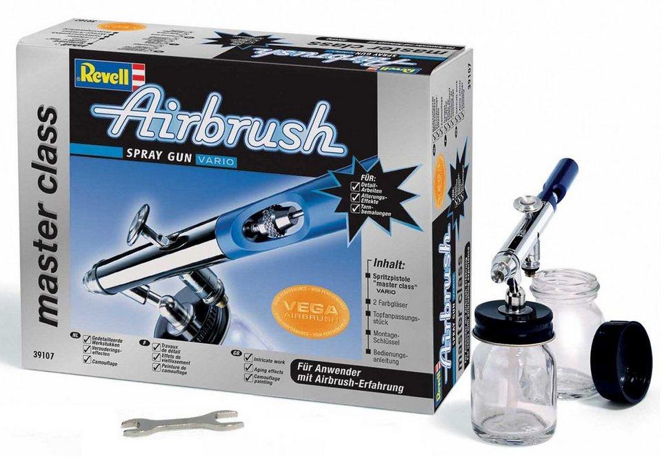 Revell® Airbrush-Pistole, »Spray Gun master class Vario«