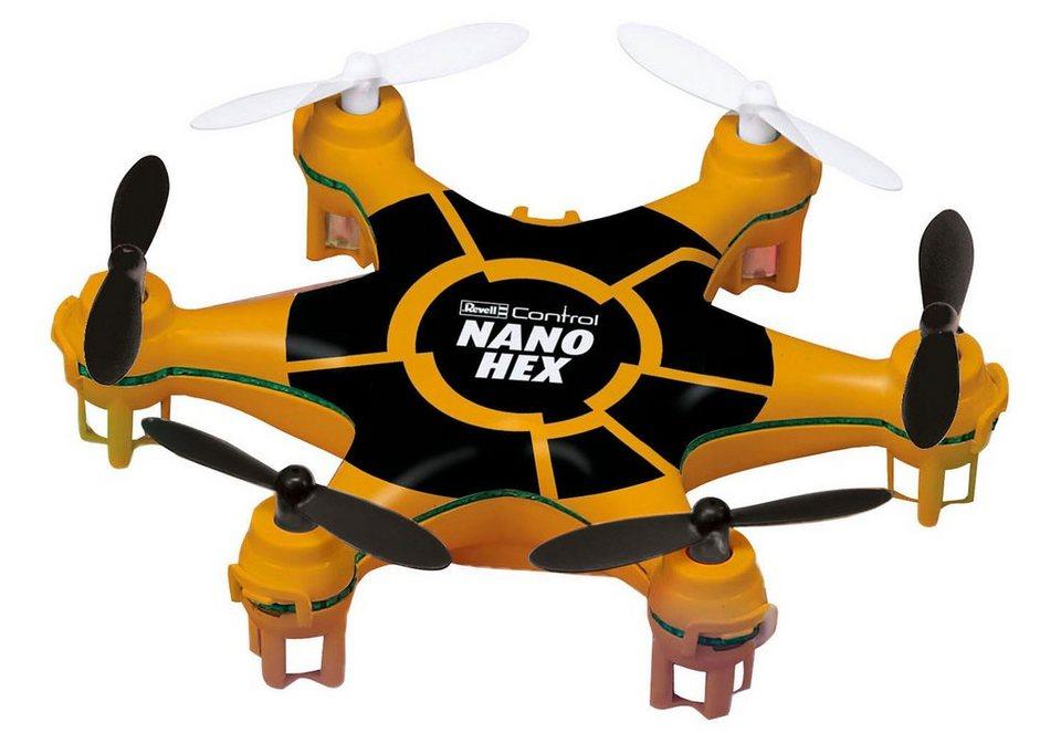 Revell® RC Hexacopter »Revell® Control Multicopter, Nano Hex« in orange/schwarz