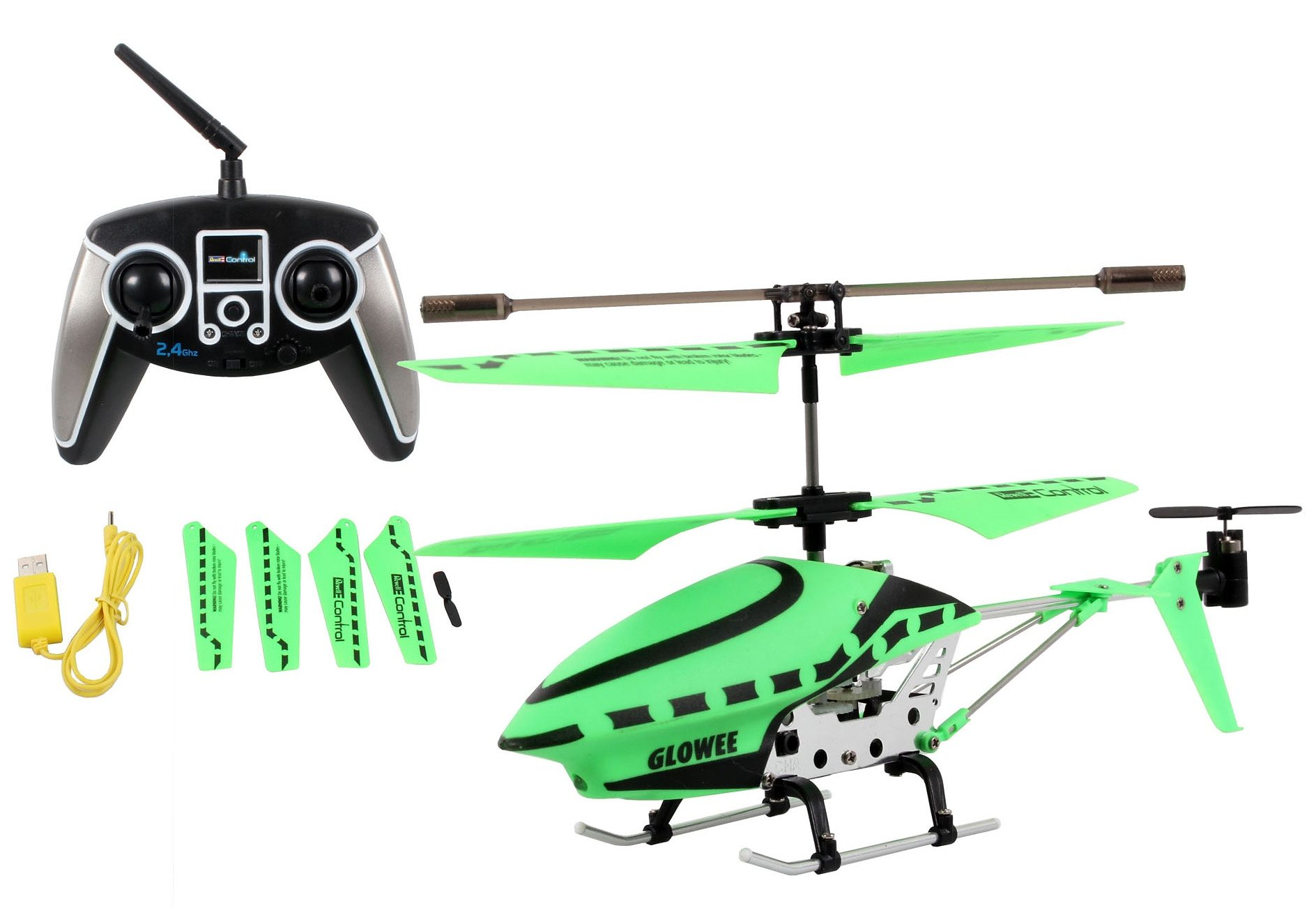 Revell® RC Hubschrauber »Revell® Control RC Heli Glowee«