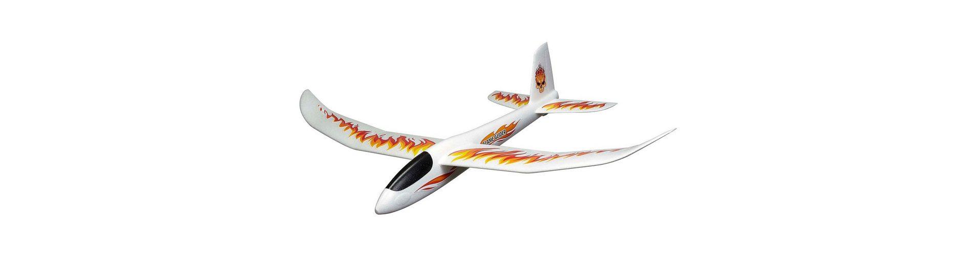 Revell® Modellbausatz Wurfgleiter, »Play 'N' Action XXL Glider Flame Glider«