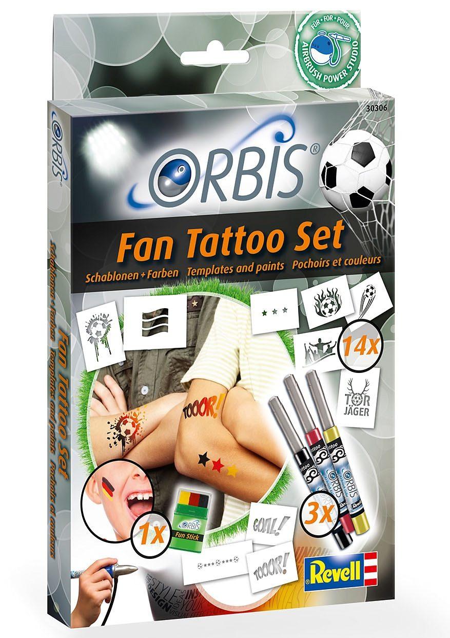 Revell® Airbrush Tattoo Studio, »Orbis Fan Tattoo Studio«
