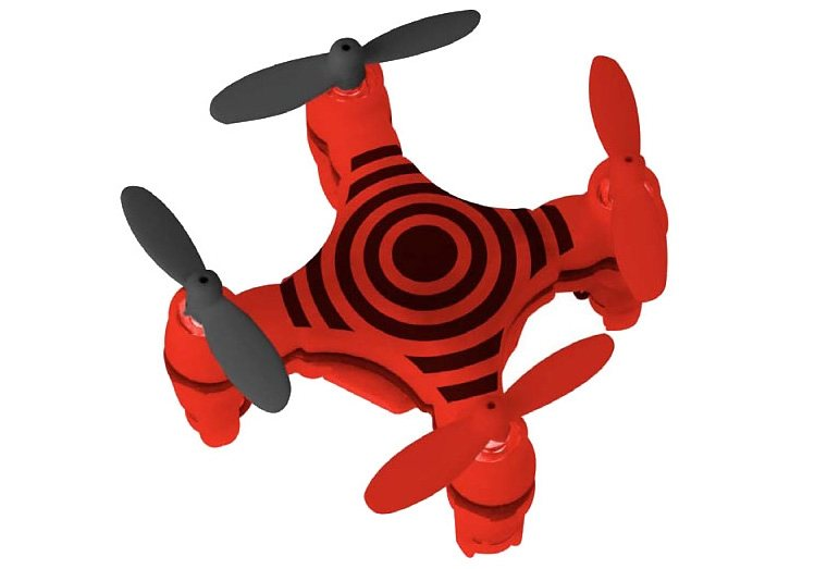 Revell® RC Quadrocopter, »Revell® Control RC Nano Quad, rot« in rot