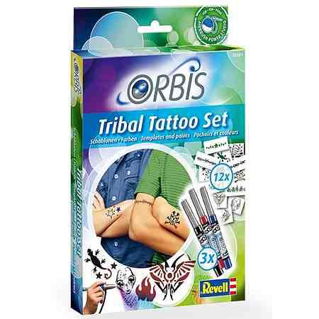 Revell® Airbrush Tattoo Studio, »Orbis Tribal Tattoo Set«
