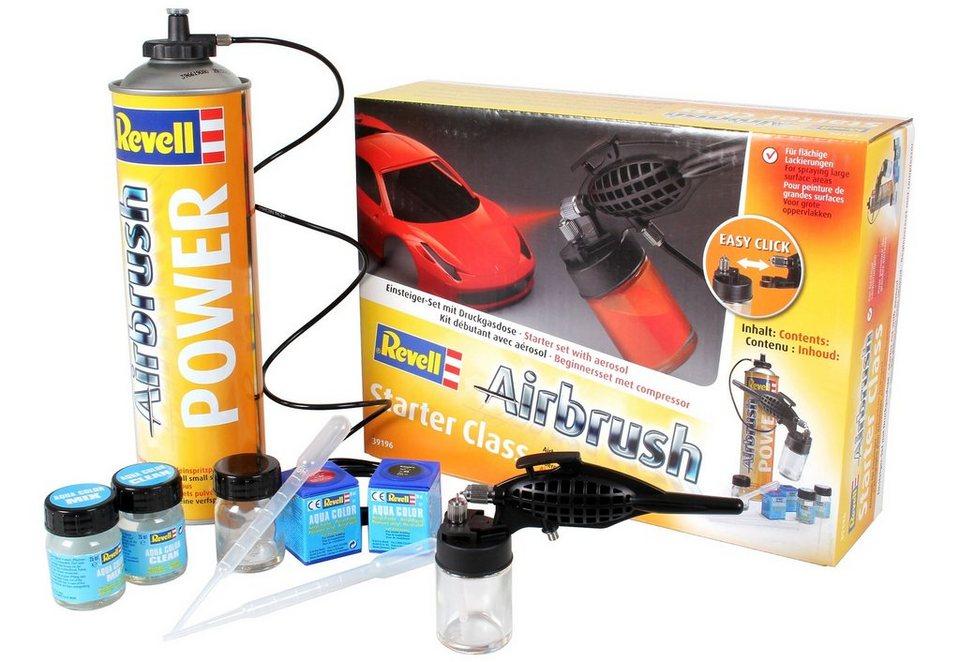 Revell® Airbrush Komplett Set, »Starter class«
