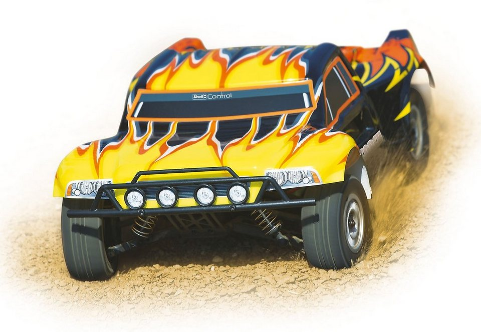 Revell® RC Auto, »Revell® Control Short Course Truck Scorch« in gelb