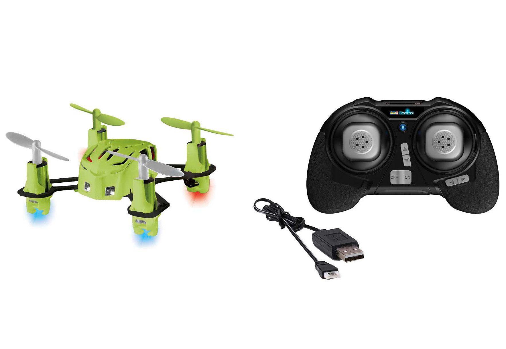 Revell® RC Quadrocopter »Revell® Control RC Nano Quad, grün«