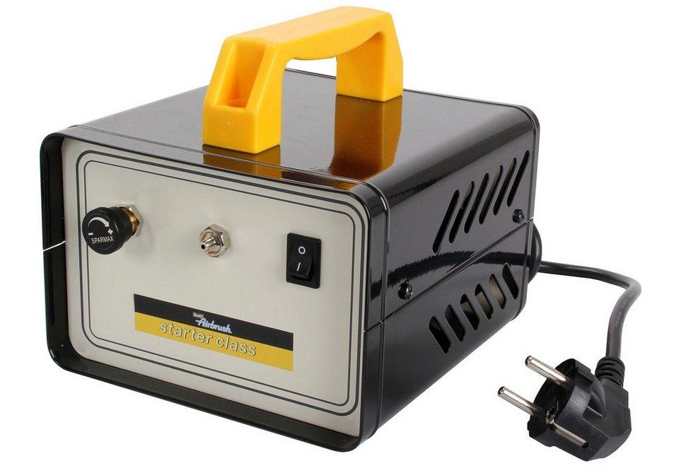 Revell® Airbrush Kompressor, »Starter class Airbrush Kompressor« in gelb