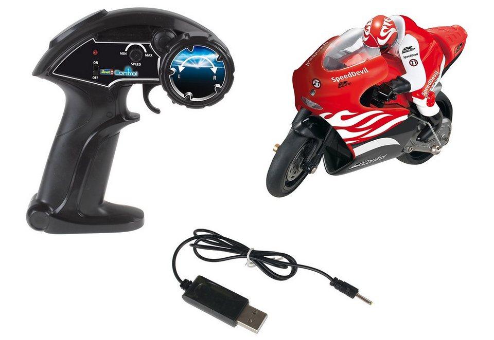 Revell® RC Motorrad, »Revell® Control Speed Devil II« in rot