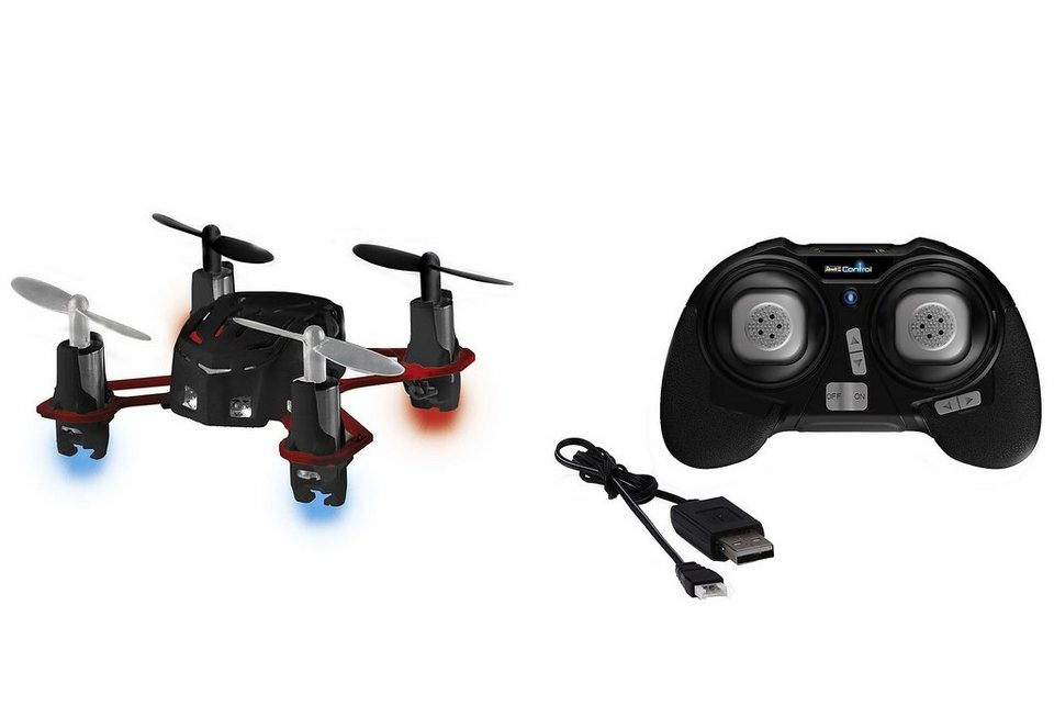 Revell® RC Quadrocopter »Revell® Control Mini Quad Copter Nano Quad, schwarz« in schwarz