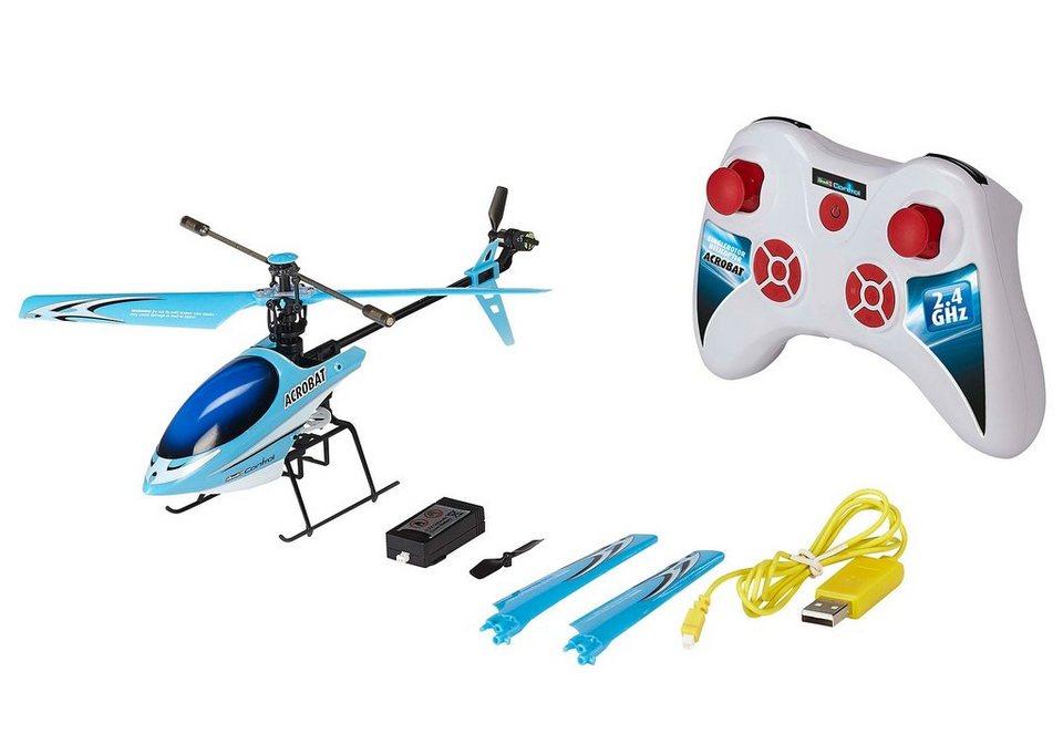 Revell® RC Helikopter »Revell® Control Singlerotor Heli Acrobat« in blau