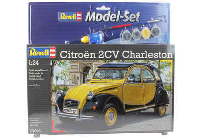 Revell® Modellbausatz »Citroen 2CV Charleston«, Maßstab 1:24, (Set), Made in Europe