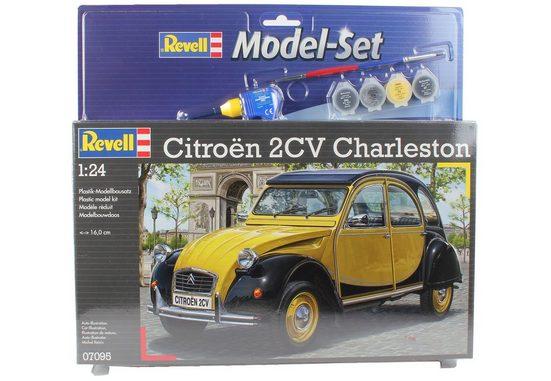 Revell® Modellbausatz »Citroen 2CV Charleston«, Maßstab 1:24, (Set)