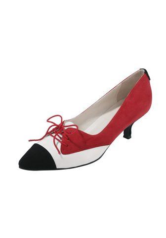 Туфли с завязывание