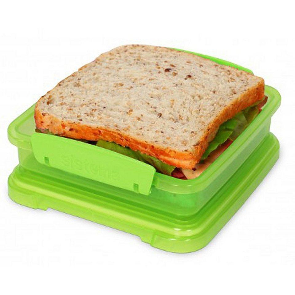 sistema sistema Sandwich-Box grün in grün
