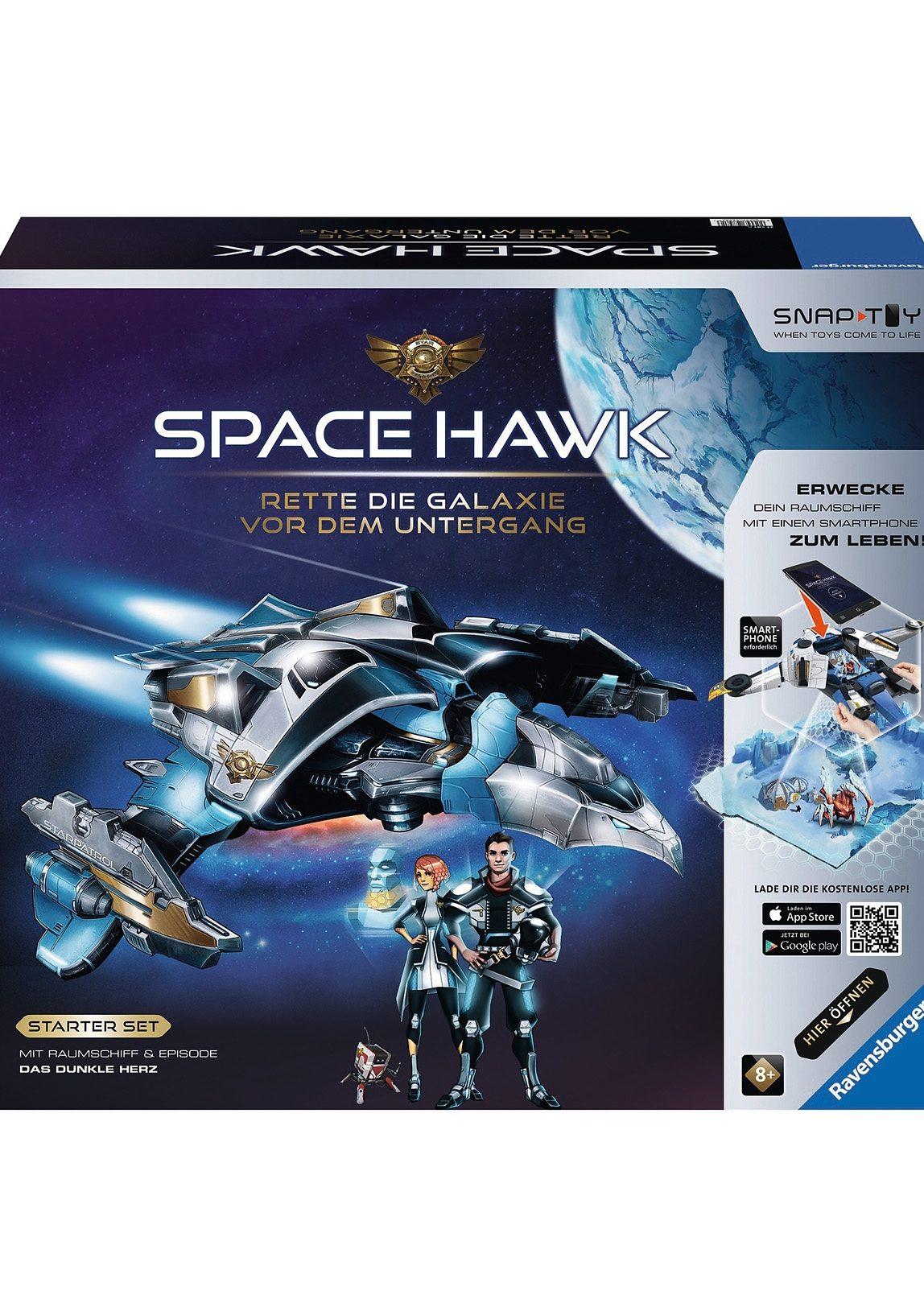Ravensburger Hybrid Spielzeug, »Space Hawk Starterset«