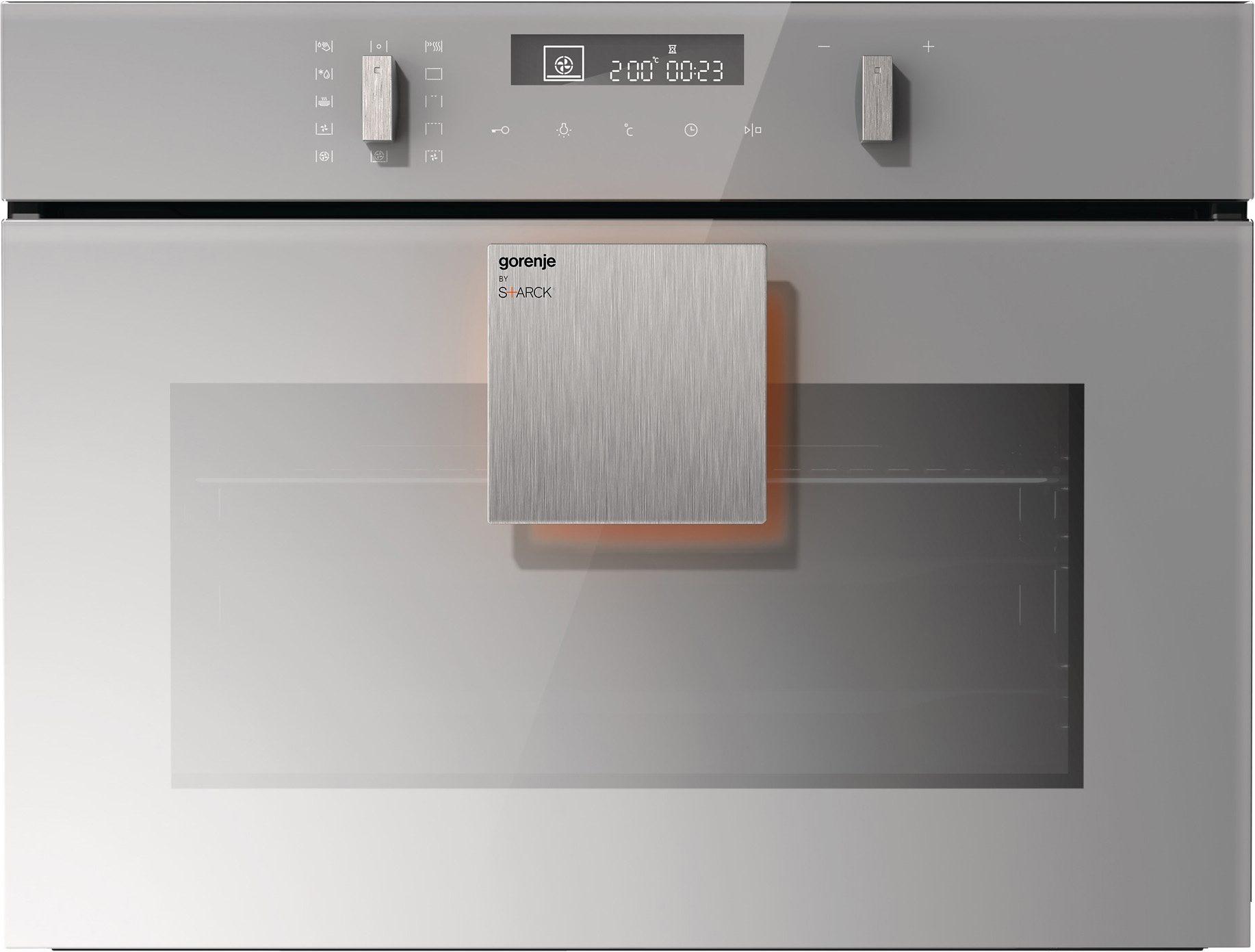 Gorenje by Starck® Kompakt-Backofen BO547ST, A