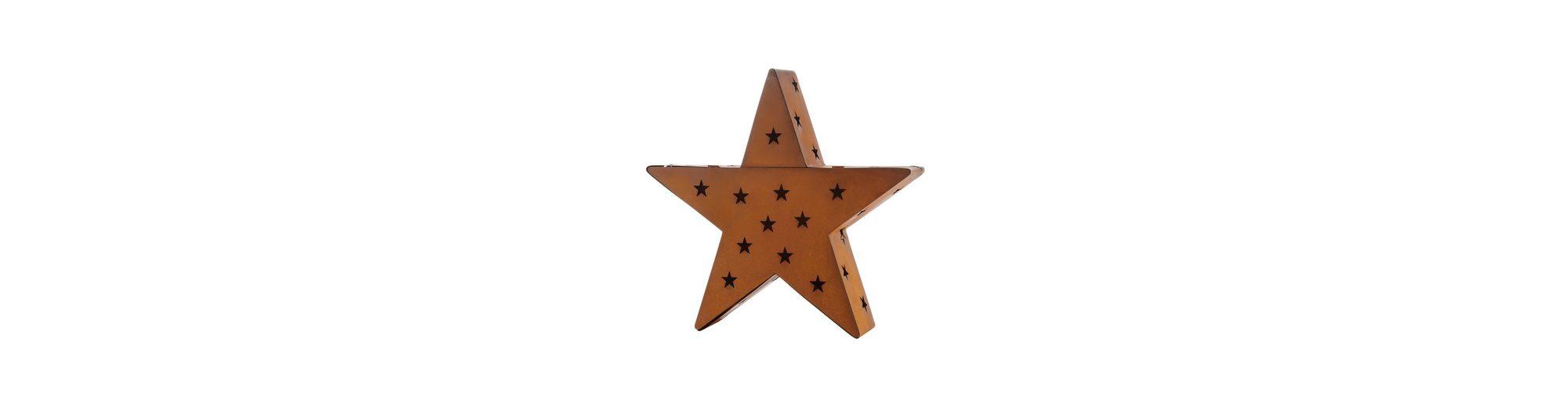 Windlicht, »Stern«