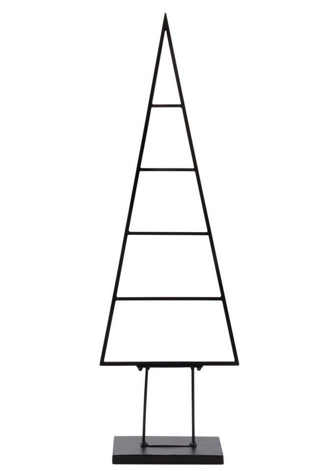 deko weihnachtsbaum metall deko objekt weihnachtsbaum. Black Bedroom Furniture Sets. Home Design Ideas