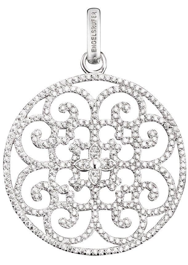 Engelsrufer Anhänger, »Ornament, ERP-ORNA-01-Zl« in Silber 925