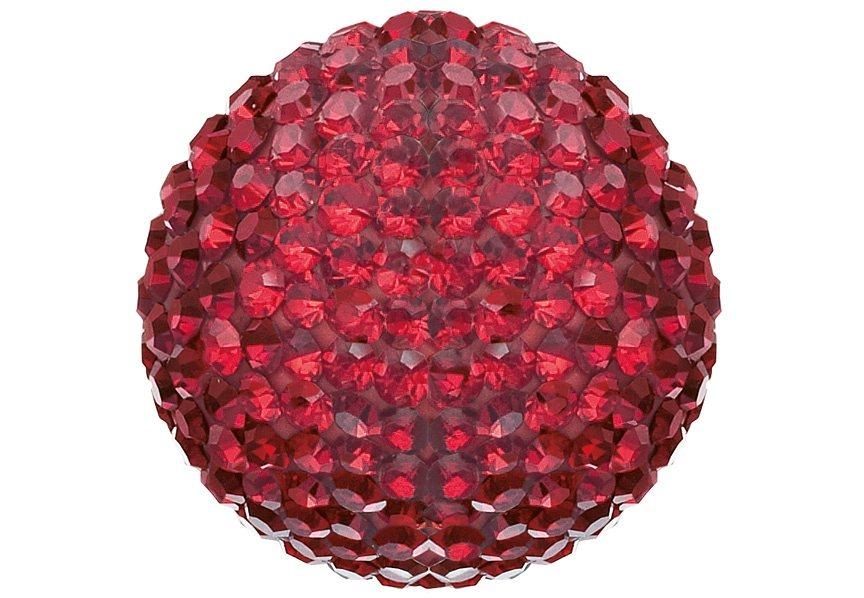 Engelsrufer Klangkugel, »Crystal rot, ERS-55-Zl« in rot