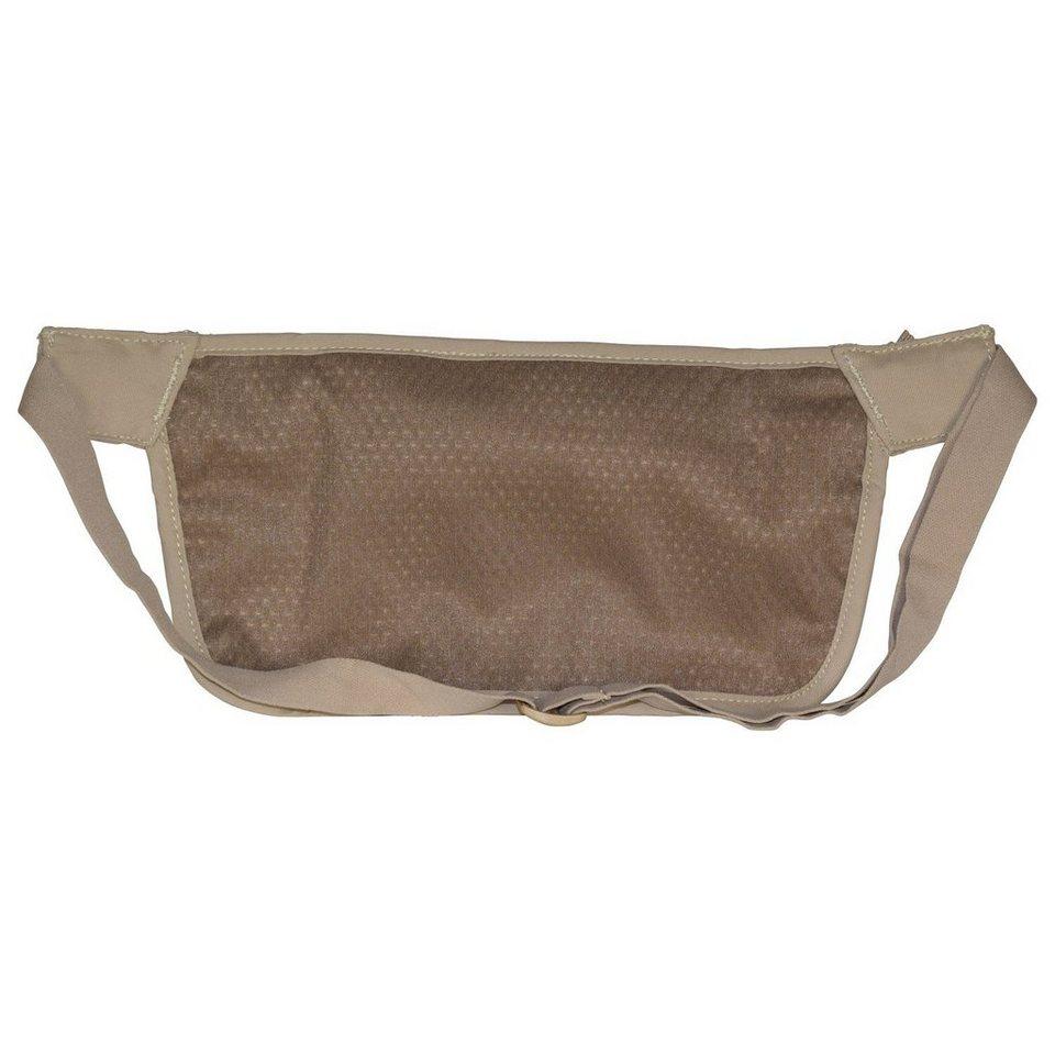 Vaude Jackpot Pro Gürteltasche Taillensafe 24 cm in beige