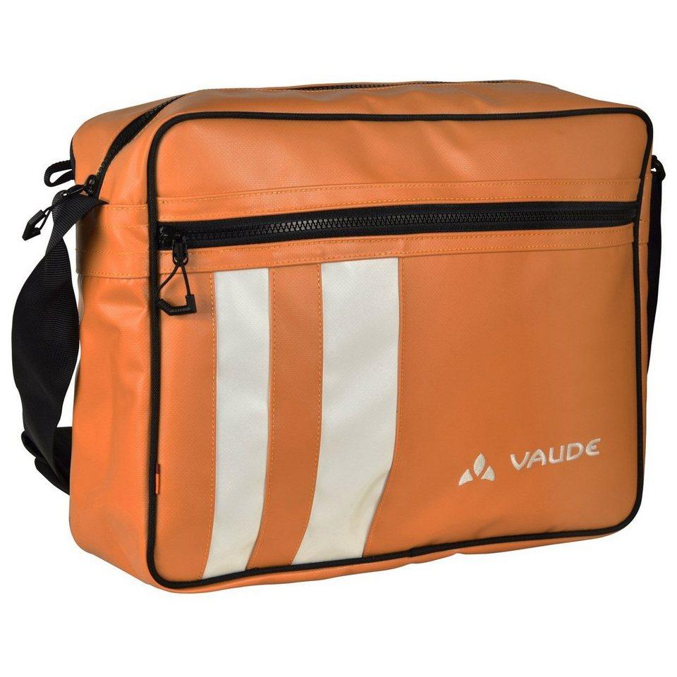 Vaude Wash Off Ewald Messenger 38 cm in orange