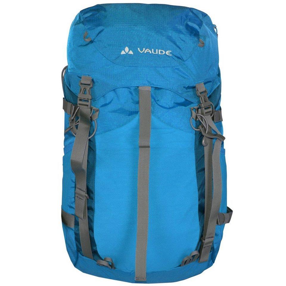 Vaude Trek & Trail Brenta 25 Rucksack 54 cm in teal blue