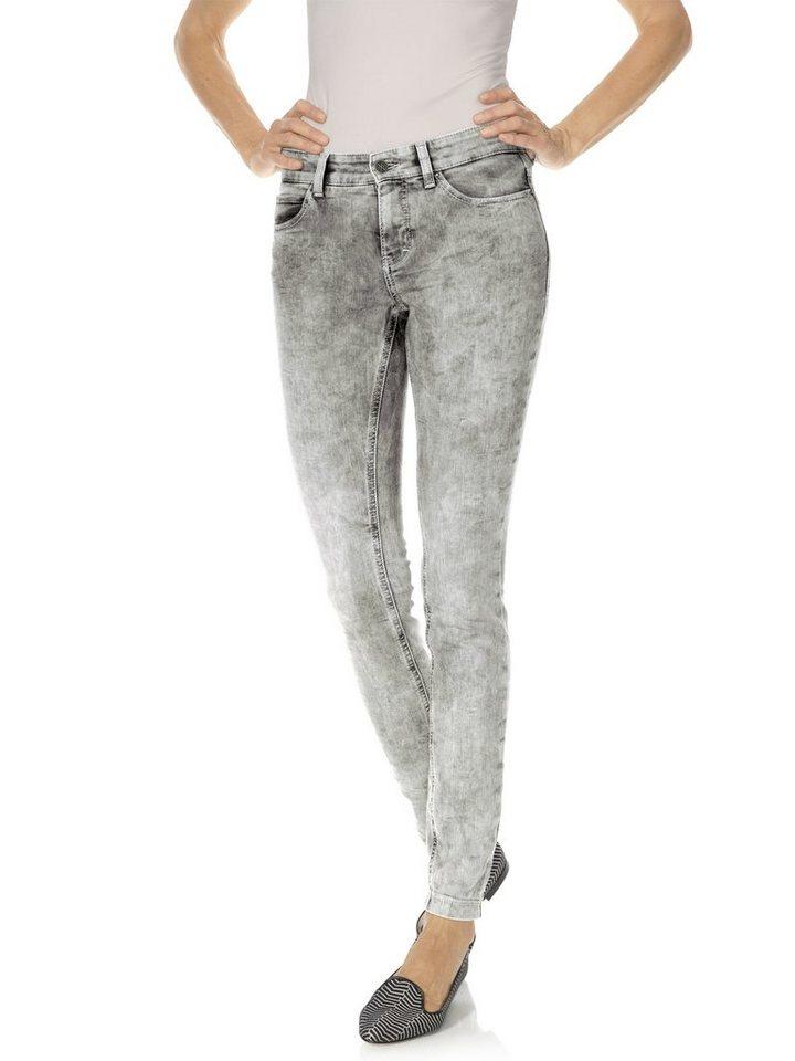 Jeans DREAM SKINNY in hellgrau