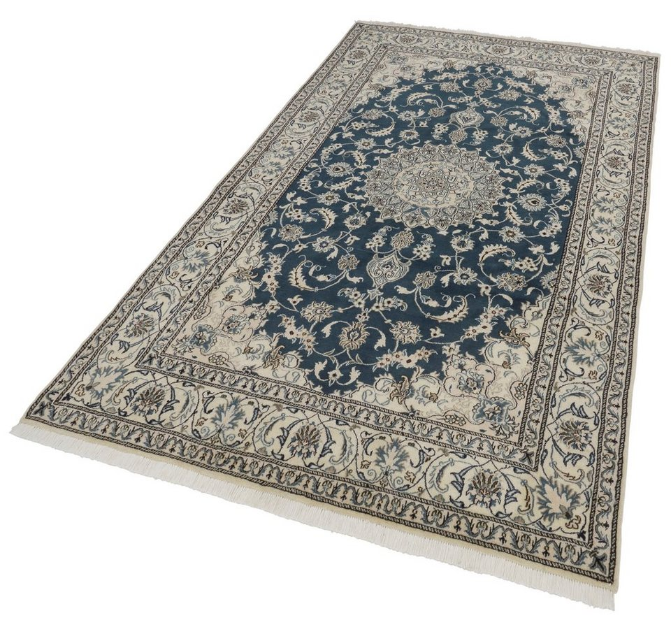 orientteppich nain khorasan4 parwis rechteckig h he 10 mm 180 000 knoten m unikat online. Black Bedroom Furniture Sets. Home Design Ideas