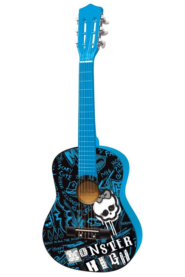 Akustikgitarre, »Monster High«, Lexibook
