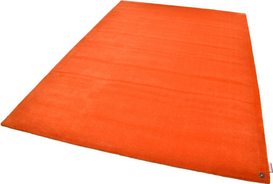 teppich happy solid tom tailor rechteckig h he 12 mm. Black Bedroom Furniture Sets. Home Design Ideas