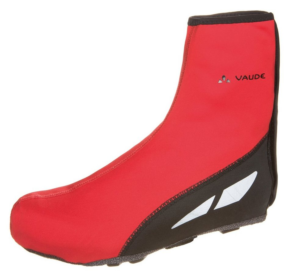VAUDE Fahrradschuhe »Matera Shoecover« in rot