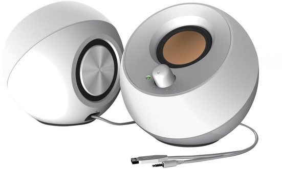 Creative Pebble 2.0 Lautsprecher (4,4 W)