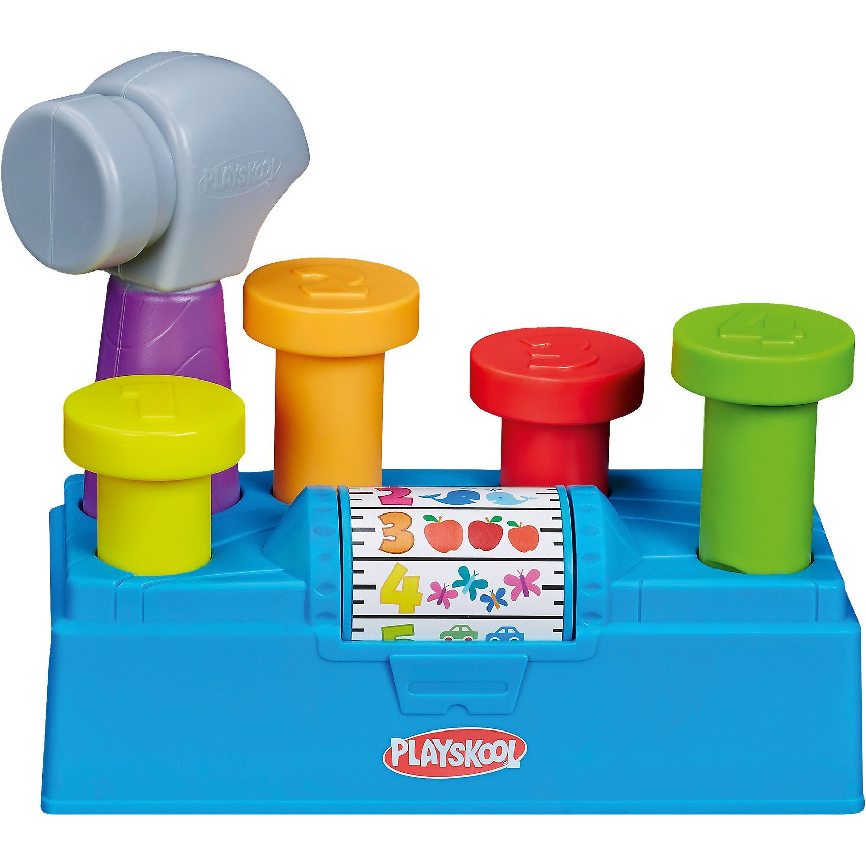 Hasbro Playskool - Hämmerchen Klopfbank