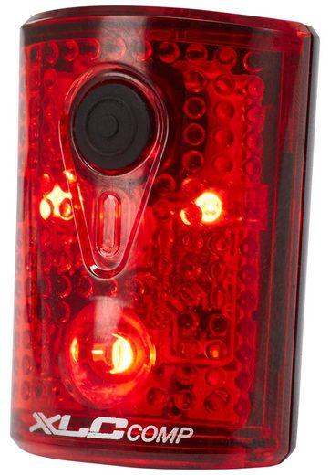 XLC Fahrradbeleuchtung »Comp CL-R14 Rücklicht Pan«