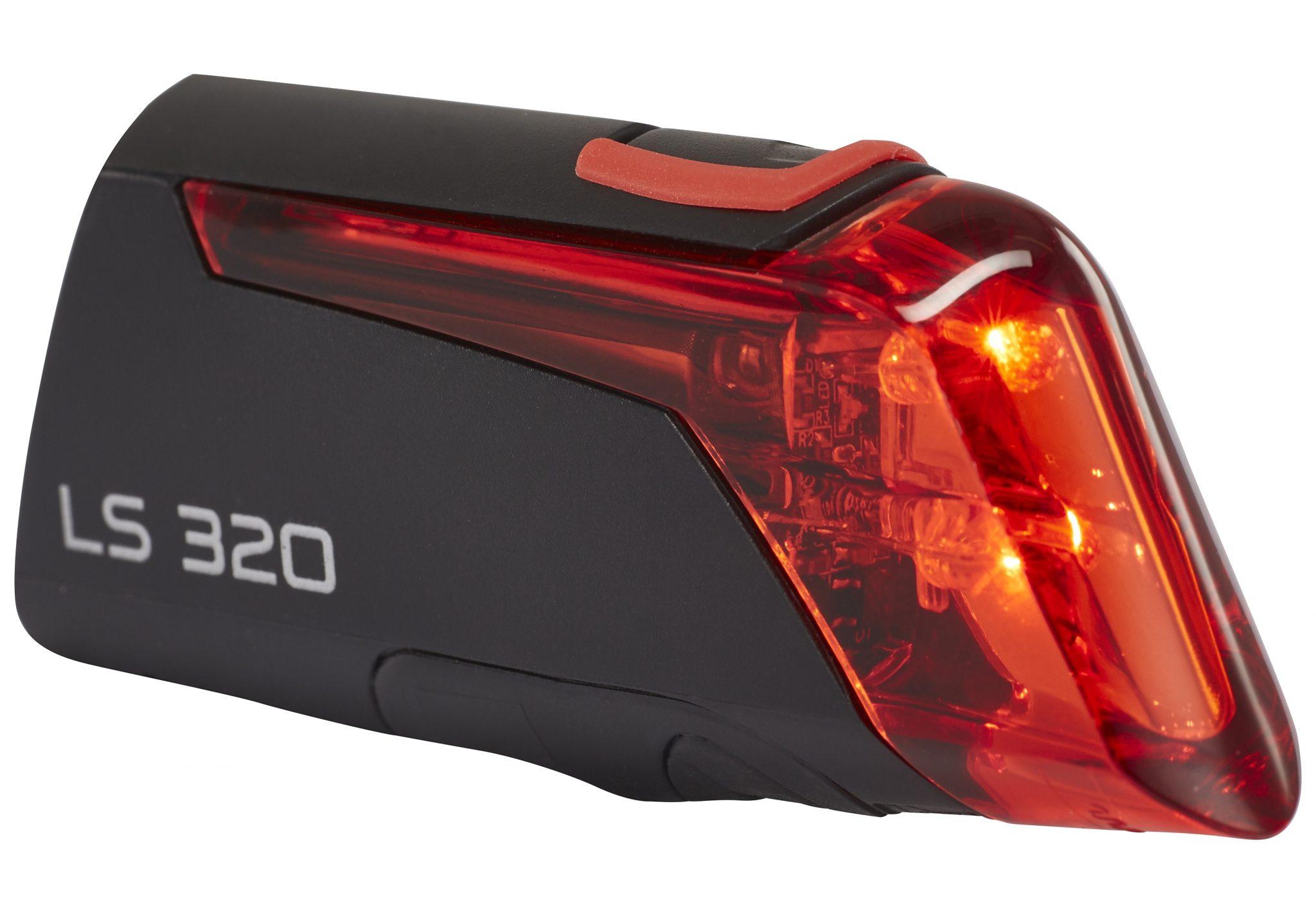 Trelock Fahrradbeleuchtung »LS 320 Rücklicht«