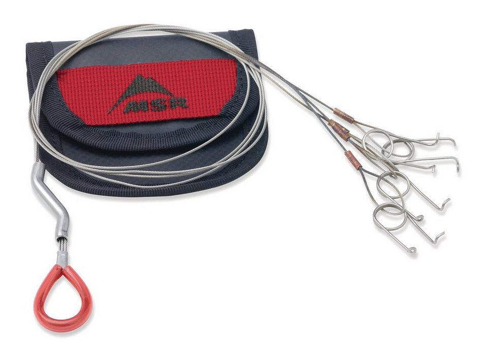 MSR Camping-Kocher »Hanging Kit Wind Boiler« in grau