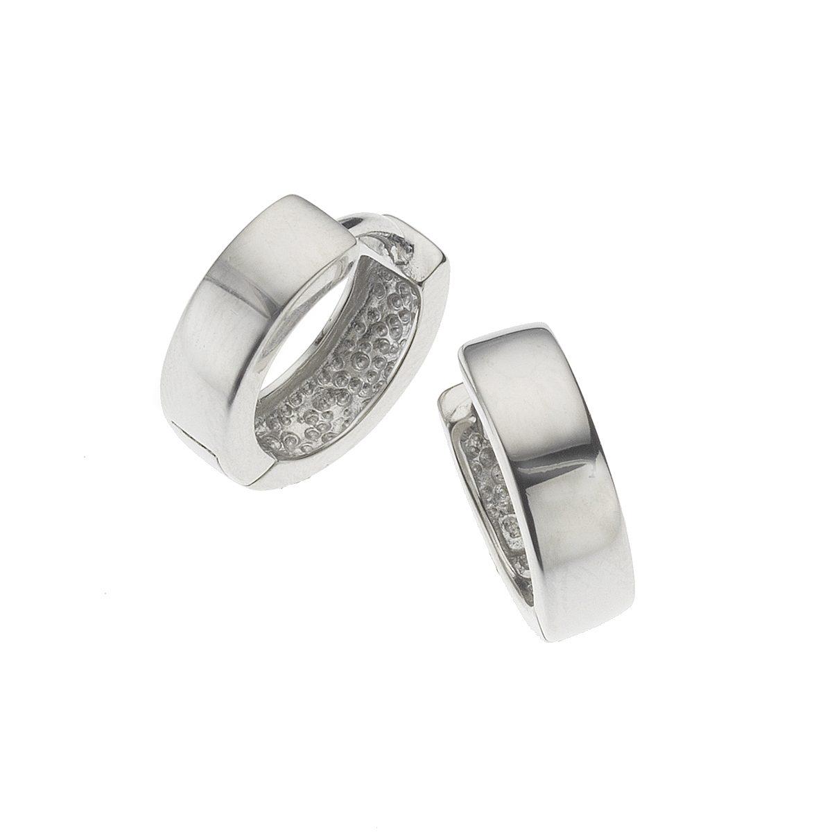 Zeeme Creolen »925/- Sterling Silber 13mm Durchmesser«