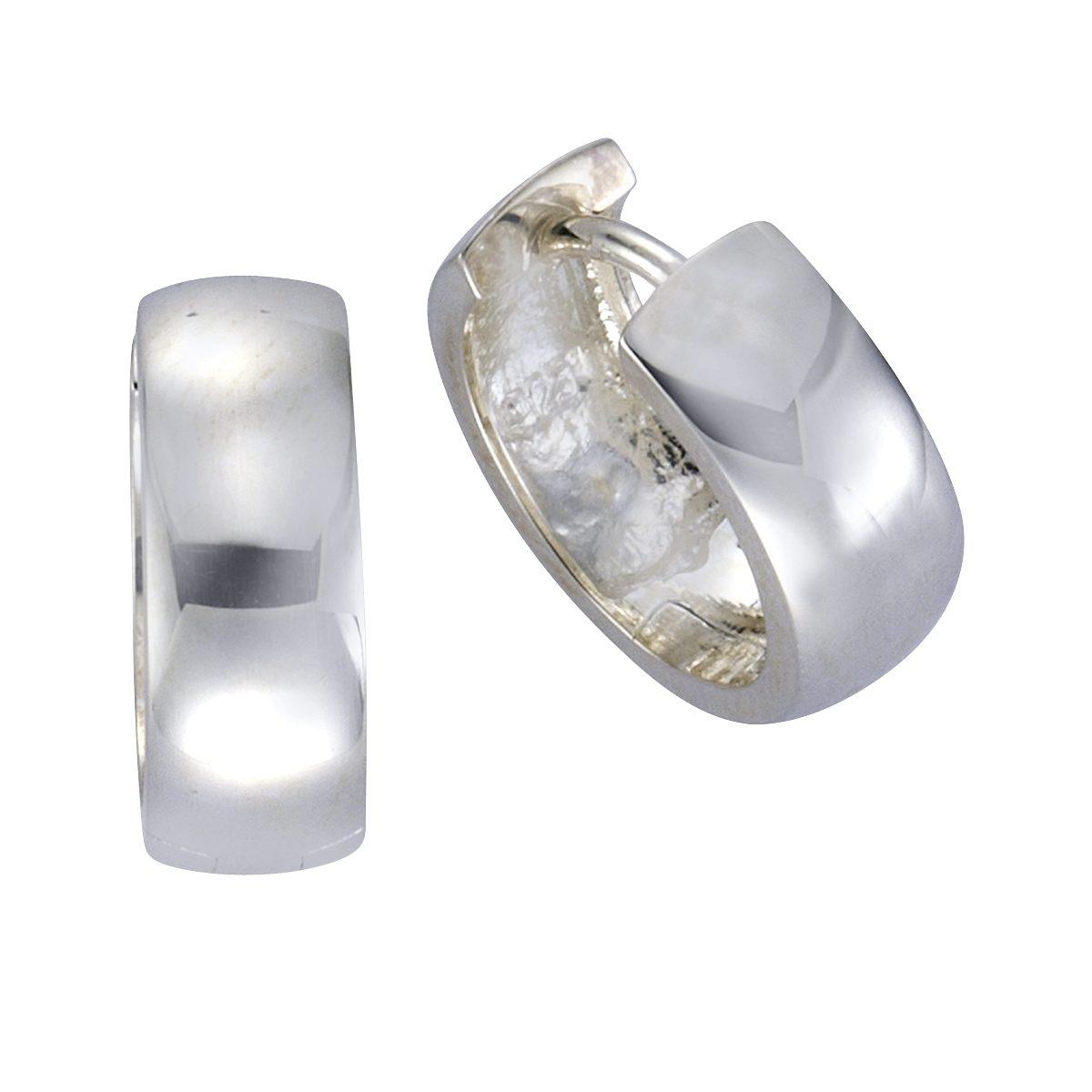 Zeeme Creolen »925/- Sterling Silber 16mm Durchmesser«
