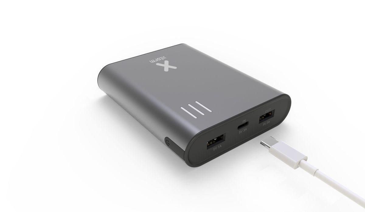 Xtorm Lader »Powerpack für MAC & Smartphones (12.000 mAh)«