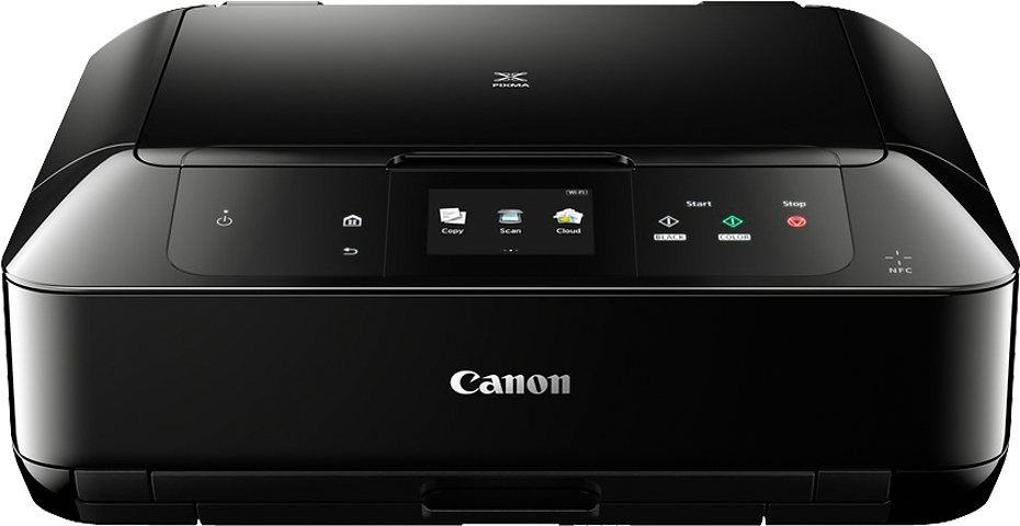 Canon MG7750 Multifunktionsdrucker in schwarz