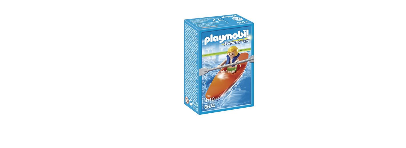 Playmobil® Kinder-Kajak (6674), Summer Fun